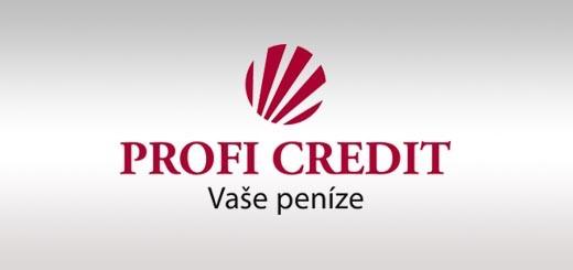 Proficredit půjčka